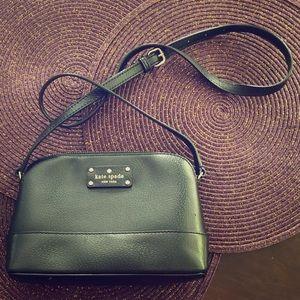 Black Kate Spade Shoulder Bag
